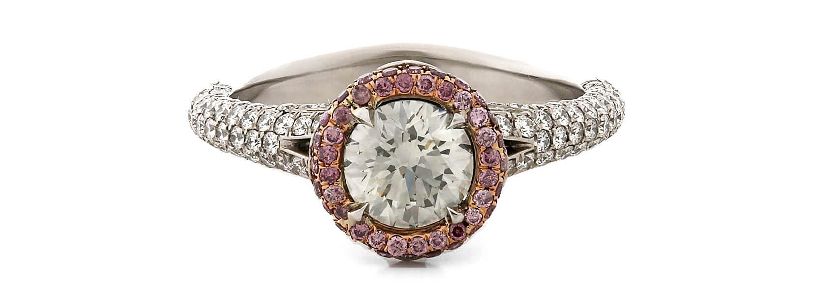 fancy colored diamonds Diamante atelier