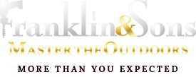 Franklin & Sons Master The Outdoors