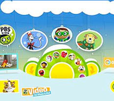 Games form PBS kids